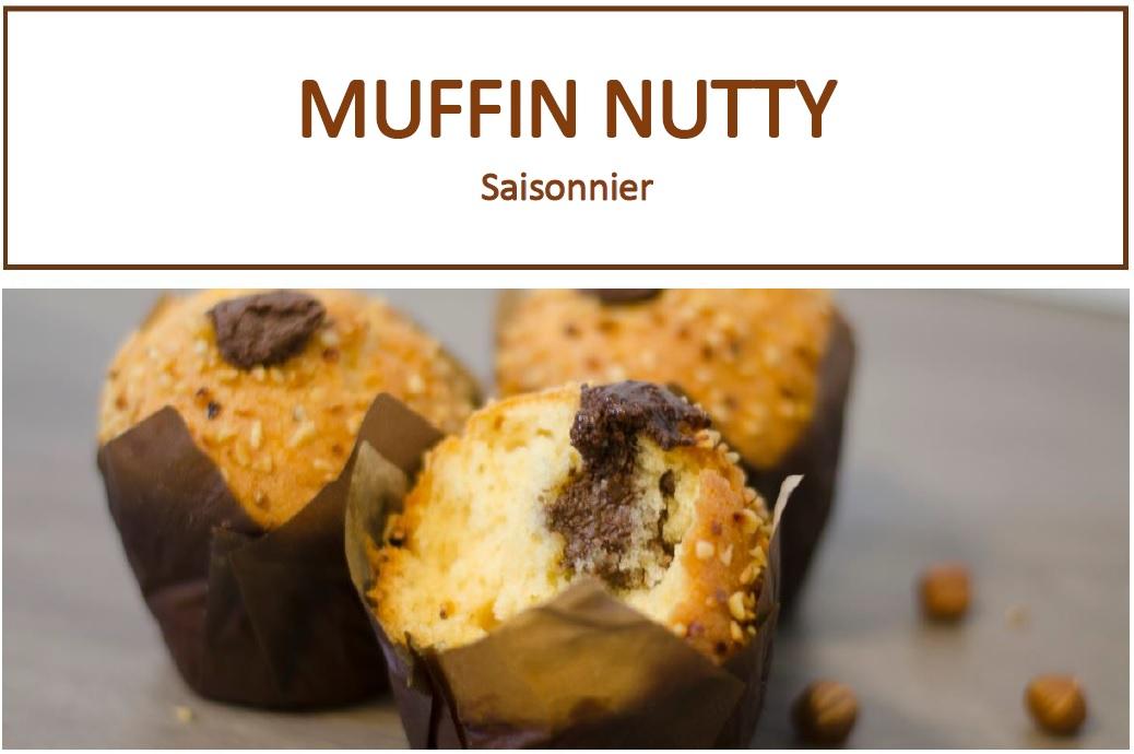 Nouveau Muffin chez Dawn