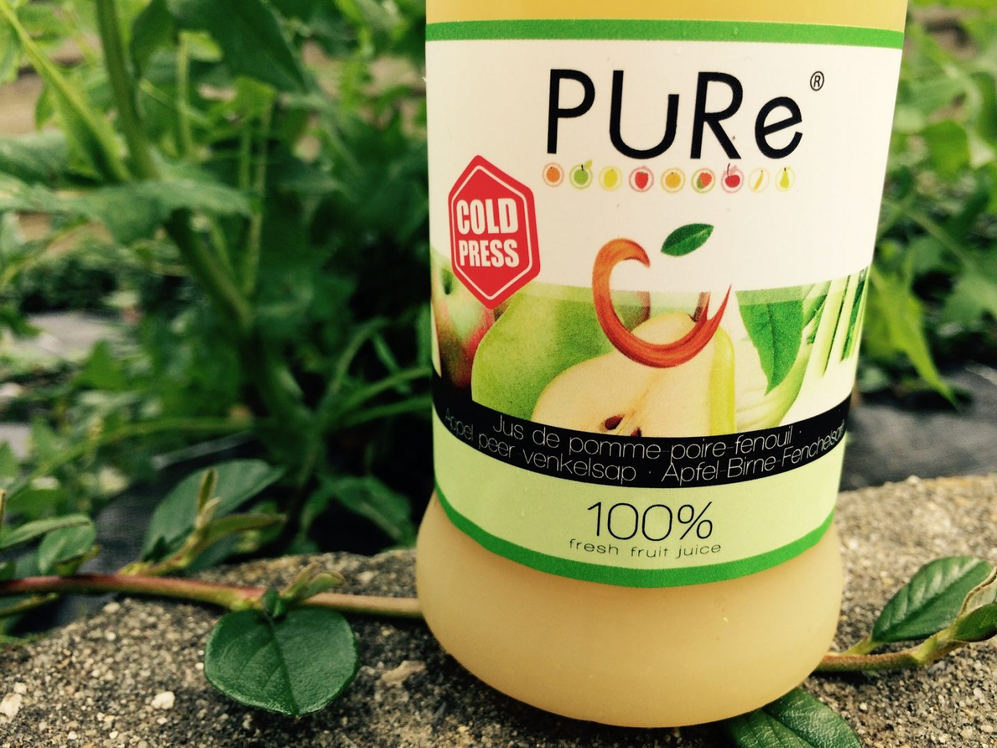 Le jus de printemps chez The Juicy Group