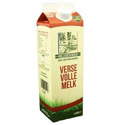 Verse volle melk Hollebeekhoeve 1l