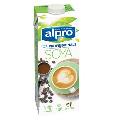 Alpro soja for professionals UHT 1l