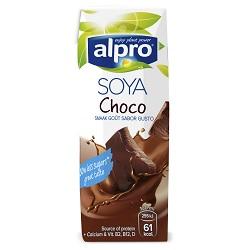 Alpro soja chocolat UHT 1/4l