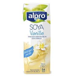 Alpro soya vanille UHT 1/4l