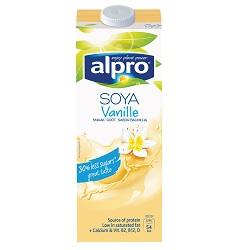 Alpro soya vanille 1l
