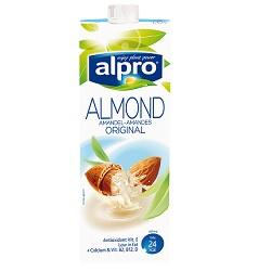 Alpro amandel UHT 1l