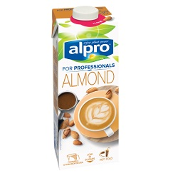 Alpro amande for professionals UHT 1l