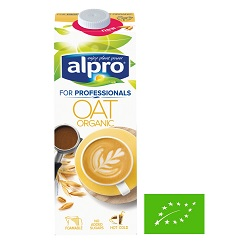 Alpro haver for professionals UHT bio 1l