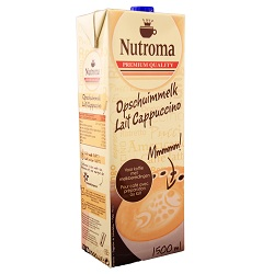 Mousse de lait Nutroma 1,5l