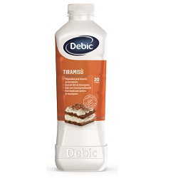 Crème Tiramisu Debic 1l