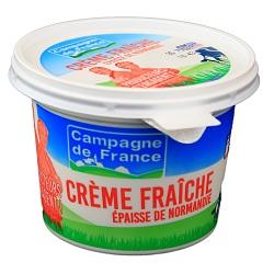 Crème fraîche épaisse 35% 1/5l