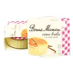 Crème brûlée 100g