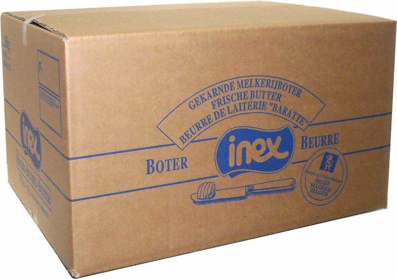 Beurre bloc Inex 5kg