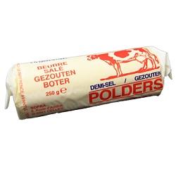 Beurre salé rouleau Polders 250g