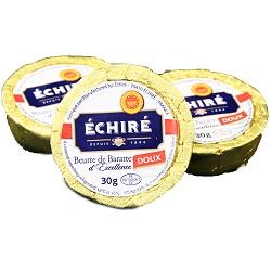 Beurre Echiré 30g x100