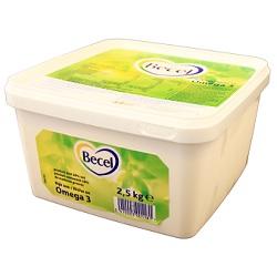 Margarine Becel 2,5kg