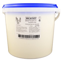 Fromage blanc 0% Walschot 5kg
