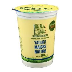 Magere yoghurt natuur 1/2l