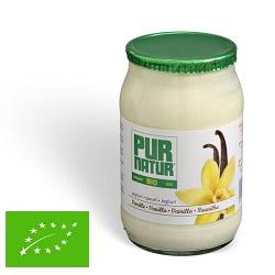 Yoghourt vanille bio Pur Natur 150g
