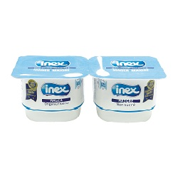 Yoghourt maigre nature Inex 125g