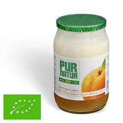 Yoghourt abricot bio Pur Natur 150g