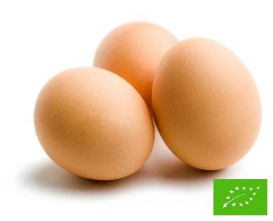 Verse eieren bio x30
