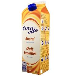 Oeufs brouillés liquide Cocovite 1kg