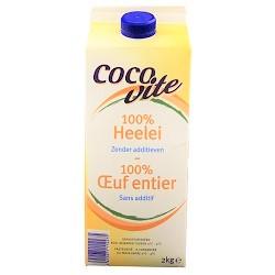 Oeufs entiers liquide Cocovite 2kg
