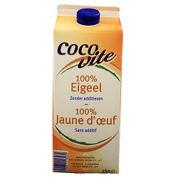 Jaune d'oeufs liquide Cocovite 2kg