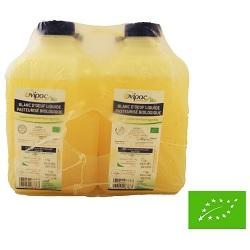 Blanc d'oeufs liquide bio Ovipac 1kg