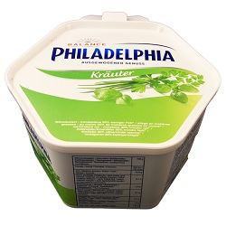 Philadelphia light fines herbes 1,65kg