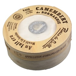 Camembert rauwmelk 250g