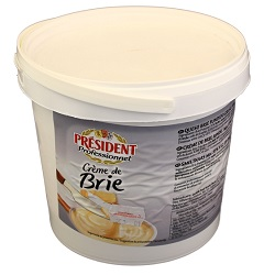Brie smeltkaas Président 2kg