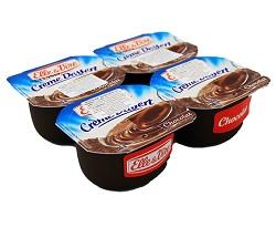 Crème chocolat Elle&Vire 125g
