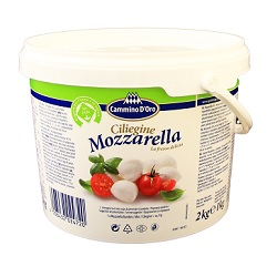 Mozzarella mini Goldsteig 1kg