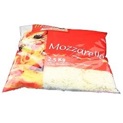Mozzarella râpée 2,5kg