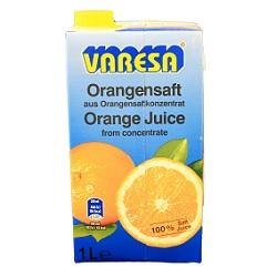 Sinaasappelsap brick 1l