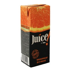 Top juice orange brick 1/5l