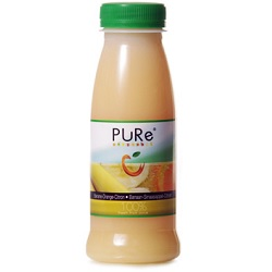 Jus de banane/orange/citron 1/4l
