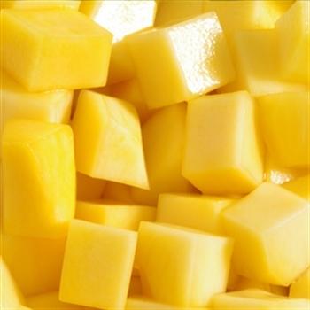 Mango blokjes 1kg