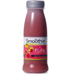 Smoothie fraise/banane 1/4l