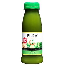 Sap spinazie/komkommer 1/4l