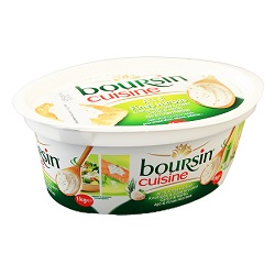 Boursin ail & fines herbes 1kg