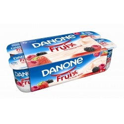 Danone fruix 125g