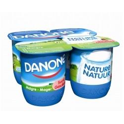 Danone yoghurt gesuikerd 125g