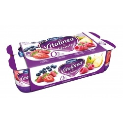 Danone vitalinea fruits 125g