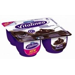 Danone vitalinea crème chocolat 120g