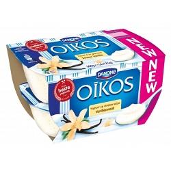 Danone oikos greek vanille 125g