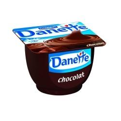 Danone danette chocolat 125g