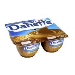 Danone danette expresso 125g