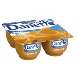 Danone danette caramel 125g