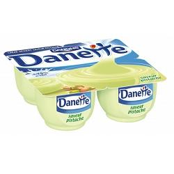 Danone danette pistache 125g